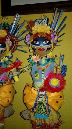 "Fofuchas Carnaval Badajoz 2016 comparsa Wailuku ""Aloha!"""