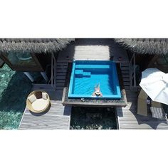 Maldives Trip Report at Per Aquum Huvafen Fushi  #Maldives #Travel #bucketlist #overthewaterbungalow