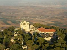 Monte Tabor, Israel