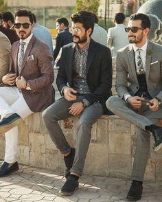 Iraqi Men's Fashion Club Called Mr. Erbil Working to Promote Social Change