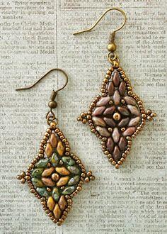 Linda's Crafty Inspirations: Dangle Earrings