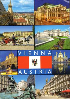 "Vienna is the capital and largest city of Austria, and one of the nine states of Austria. Apart from being regarded as the City of Music because of its musical legacy, Vienna is also said to be ""The City of Dreams"" because it was home to the world's first psycho-analyst – Sigmund Freud. The city's roots lie in early Celtic and Roman settlements that transformed into a Medieval and Baroque city, the capital of the Austro-Hungarian Empire."