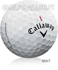 Callaway Hex Chrome Golf Balls - Refinished. #specials #deals #golfballnut #golf http://www.golfballnut.com/products/callaway-hex-chrome-golf-balls-refinished-mint