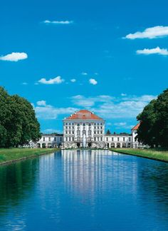 Nymphenburg Palace ~ Munich, Germany - walked there in a forced march with the Nuns way to often. Great park behind it.