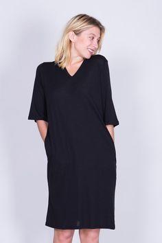 Hope - Feel Dress Black large-1