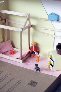 playmobil deutsch pimp my playmobil haus bauen puppenhaus diy basteln mit familie hauser