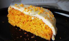 Uskomattoman herkullinen porkkanakakku - valkosuklaalla täydellinen lopputulos!