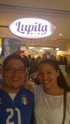 Con Lupita