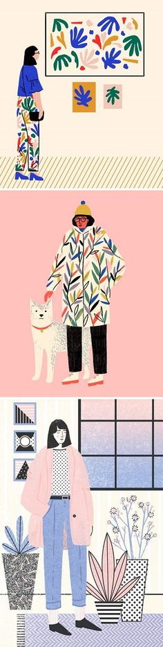 Illustrations by Abbey Lossing