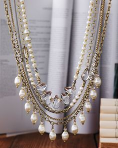 Practical Pearls Necklace - Can be worn 7 different ways! http://mysilpada.com/jenifer.spencer