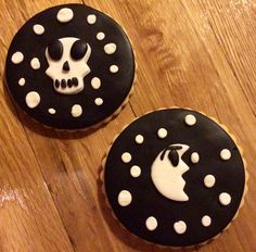 Galletas Halloween.