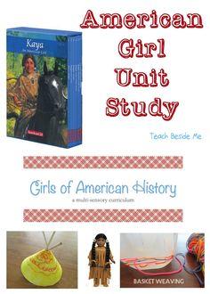 American Girl Unit Study