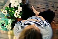 Kaunis Elämä: Meille tulee vauva