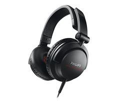 Słuchawki z pałąkiem na głowę SHL3300BK/10   Philips
