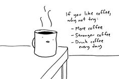 RW Awesomeness of the Day:  If you like coffee...