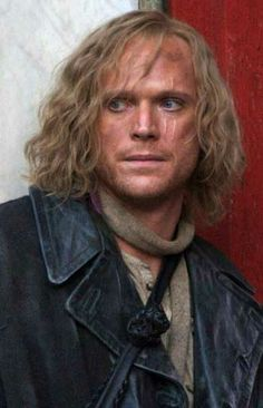 """actor, Paul Bettany, """"Inkheart"""""""