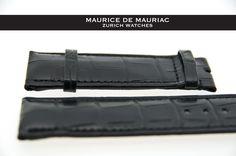 Leather Straps by Maurice de Mauriac. watch straps from Maurice de Mauriac. http://mauricedemauriac.ch  watches, watch straps, straps for watches