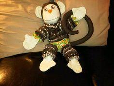 Suffolk Puff Monkey ∙ Creation by lauren a. on Cut Out + Keep