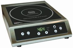 Max Burton 6500 ProChef 1800-Watt Commercial Induction Cooktop -- For more information, visit image link.
