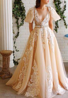 Ball Gown Dresses, Evening Dresses, Prom Dresses, Wedding Dresses, Elegant Dresses For Women, Pretty Dresses, Modern Filipiniana Gown, Filipiniana Wedding, Engagement Dresses