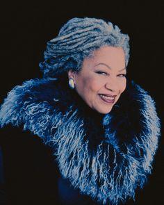 Toni Morrison, fera  Image by © Deborah Feingold/Corbis  @http://www.flickr.com/photos/srfodastiko/6642894625/in/pool-883895@N25