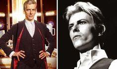 The Doctor Who/David Bowie connection #bowie #drwho http://esotericsynapticevents.blogspot.com/2014/09/thin-white-doc.html