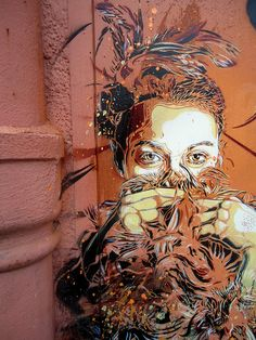 C215 - Marseille (Fr) by C215, via Flickr