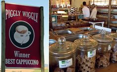 Piggly Wiggly Country Village on the Midlands Meander - Getaway Magazine Country Shop, Piggly Wiggly, The Way Home, World Heritage Sites, Fudge, South Africa, Road Trip, Places, Food