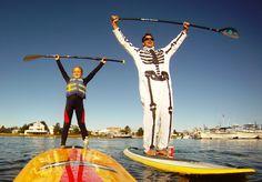 Humarock Late Summa Paddle, a costume-required cruise around Humarock!