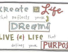 All about Living a INspired Life with a purpose!