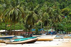 Maracas Beach Trinidad And Tobago | Maracas Village | Flickr - Photo Sharing!