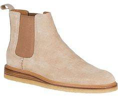 Sperry Top-Sider  Men's Gold Cup Suede Crepe Chelsea  Men's Gold Cup Suede Crepe Chelsea