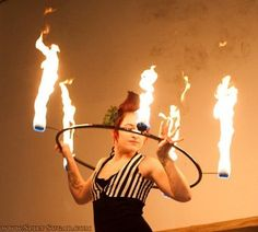 A Primer for First Time Fire Hoopers  http://www.hooping.org/2013/01/a-primer-for-first-time-fire-hoopers/