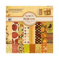 Bo Bunny Press - Apple Cider Collection - 12 x 12 Collection Pack at Scrapbook.com $18.99