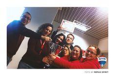 Equipa de Gaia  Prémio Objetivos Janeiro-2015