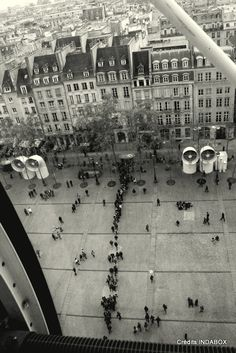 Paris - Beaubourg