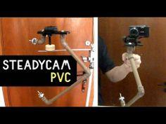 DIY Steadycam PVC - Stabilizer Diy Camera Slider, Stability, Diy Tutorial, Movies, Tutorials, Films, Movie Quotes, Movie
