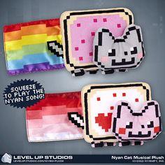 Nyan Cat Musical Plush Toy