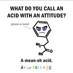 Read funny chemistry jokes, chemistry puns and chemistry pick up lines. Laugh with Chemistry Jokes for free! Science Puns, Funny Science Jokes, Puns Jokes, Nerd Jokes, Funny Puns, Funny Humor, Nerd Funny, Most Funny Jokes, Geology Puns