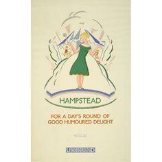 Hampstead - Marguerite Doring (1928)