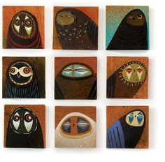 the autopsy rent owls, darren henderson Folk Art, Graffiti, Illustration, Drawings, Artsy, Street Art Graffiti, Art Inspiration, Graphic Art, Art World