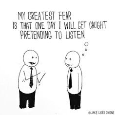 My Greatest Fear In Life