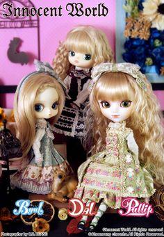 Lolita Pullip Dolls