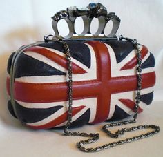 A (slightly) more affordable Union Jack clutch