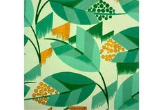 Art Deco Wallpaper Sample