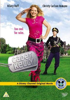 cadet kelly I remember this disney channel movie! 2000s Disney Movies, Old Disney Channel Movies, Disney Original Movies, Disney Movie Posters, Disney Channel Original, Disney Channel Shows, Childhood Movies, 90s Movies, Great Movies