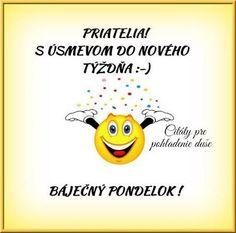 Krásny deň s úsmevom len...:)           Eva Čurliková Asparagus Recipe, Dinner Recipes, Humor, Funny, Night, Text Posts, Humour, Moon Moon, Comedy