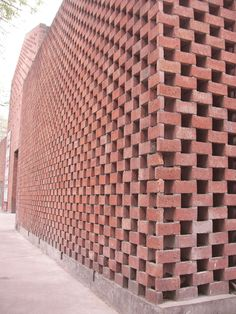 brick, wall, material, beijing, voids, scattered