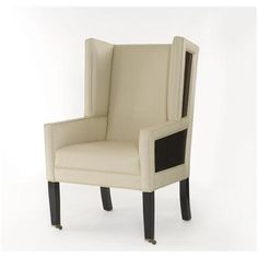 Century Furniture - Infinite Possibilities. Unlimited Attention.® Ebony Chair