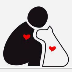 (In my case the colors are inverted) Love Pet, I Love Dogs, Puppy Love, Cute Dogs, Animals And Pets, Cute Animals, Dog Quotes, Dog Art, Mans Best Friend